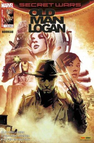 Secret Wars - Old Man Logan édition Kiosque (2016)