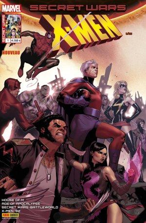 Secret Wars - X-Men édition Kiosque (2016)