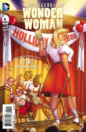 The Legend of Wonder Woman 4