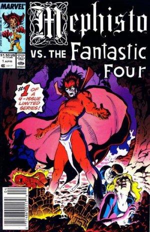 Mephisto Vs. ... 1 - vs. the Fantastic Four