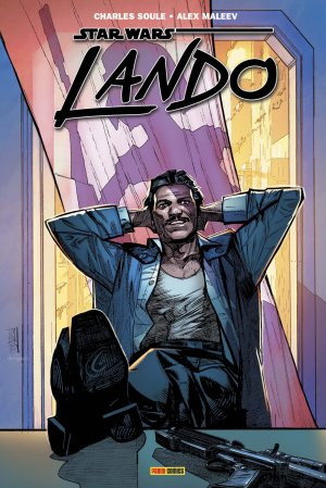 Lando édition TPB hardcover (cartonnée)