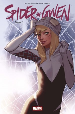 Spider-Gwen édition TPB Hardcover - 100% Marvel (2016 - 2018)