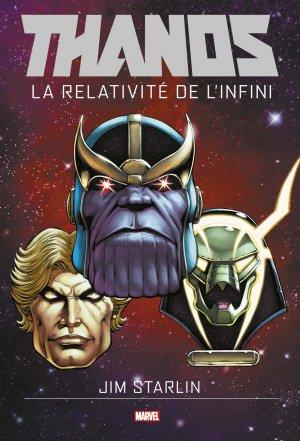 Thanos - La relativité de l'infini édition TPB hardcover (cartonnée)
