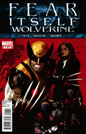 Fear Itself - Wolverine # 1 Issues