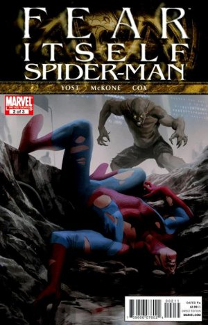 Fear Itself - Spider-Man # 2 Issues