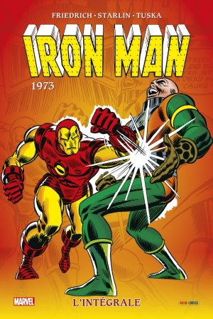 Iron Man # 1973