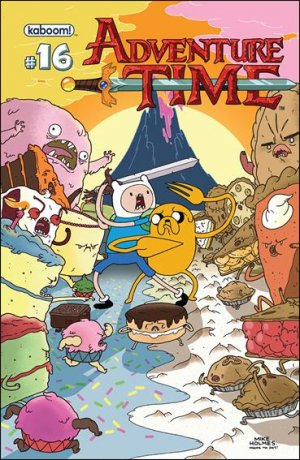 Adventure time # 16 Issues