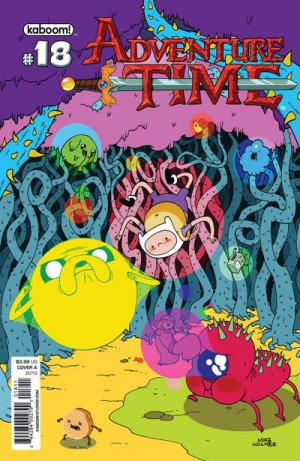 Adventure time # 18 Issues