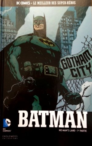 Batman - Legends of the Dark Knight # 1 TPB Hardcover - Hors Série
