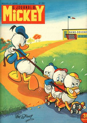 Le journal de Mickey 231