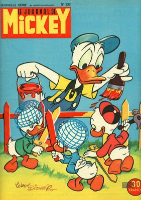 Le journal de Mickey 232