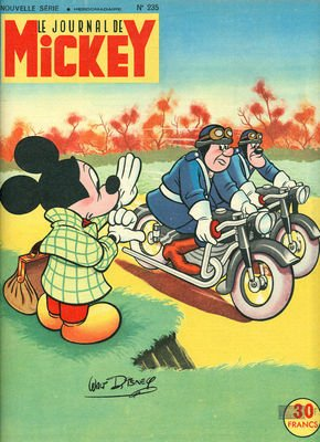Le journal de Mickey 235