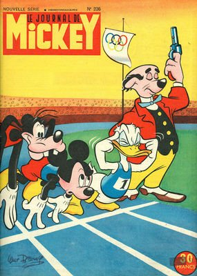 Le journal de Mickey 236