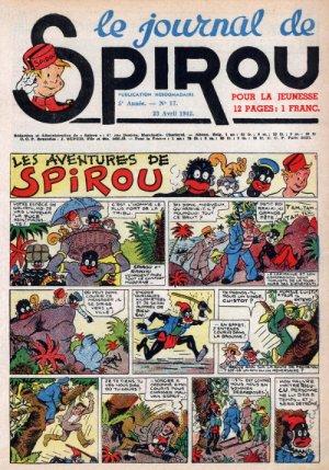 Le journal de Spirou # 210