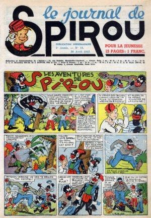 Le journal de Spirou # 211