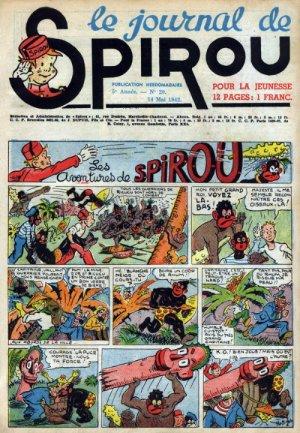 Le journal de Spirou # 213