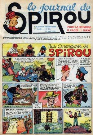 Le journal de Spirou # 214