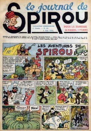 Le journal de Spirou # 216
