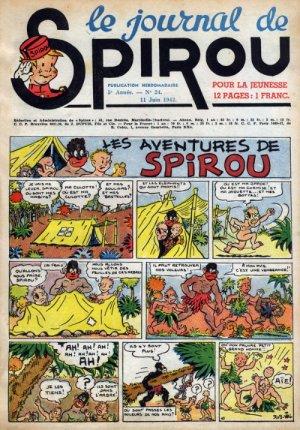 Album Spirou (recueil) # 217