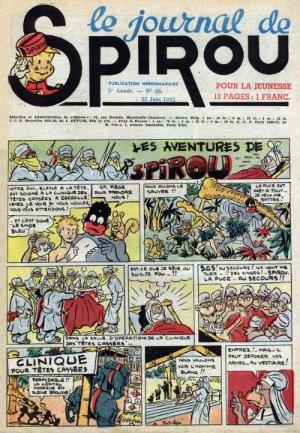 Le journal de Spirou # 219