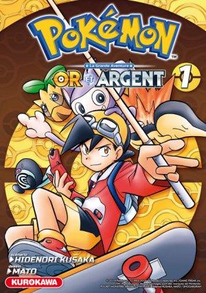 Pokémon édition Or et Argent