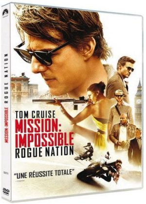 Mission: Impossible - Rogue Nation édition Simple