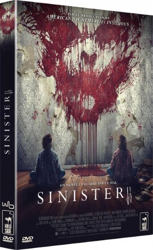 Sinister 2 édition Simple