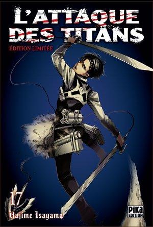 L'Attaque des Titans édition Limitée