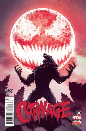 Carnage # 3 Issues V2 (2015 - 2017)