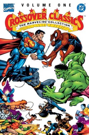 The Marvel / DC Collection édition TPB softcover (souple)