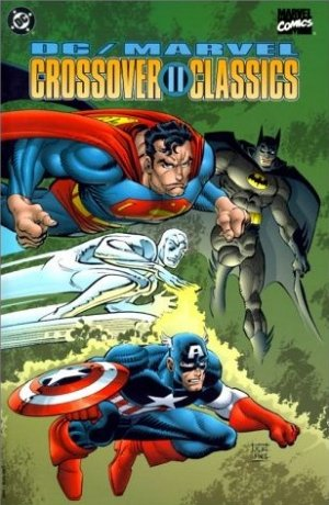 Silver Surfer / Superman # 2 TPB softcover (souple)