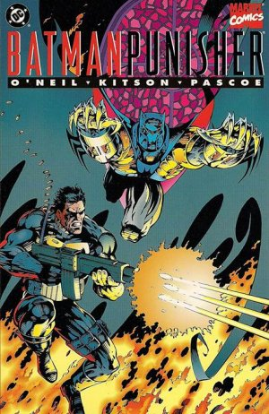 Batman / Punisher - Lake of Fire édition Issues