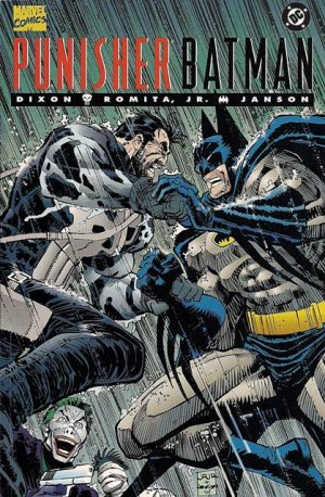 Punisher / Batman - Deadly Knights # 1 Issues