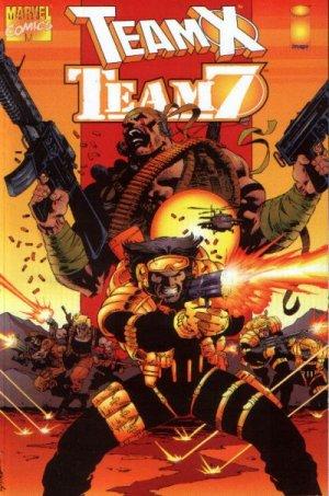 Team X / Team 7 # 1 Issues