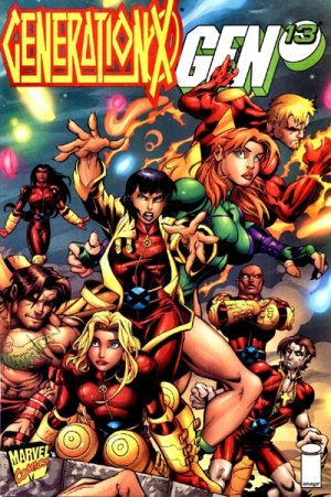 Generation X / Gen 13 édition Issues