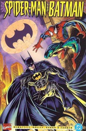 Spider-Man and Batman 1