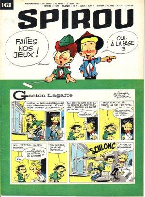 Le journal de Spirou # 1428