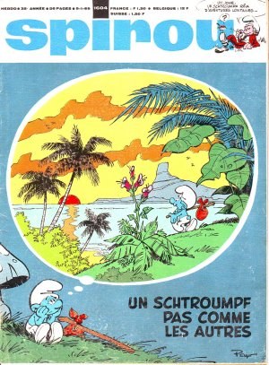 Album Spirou (recueil) # 1604
