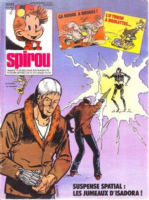 Album Spirou (recueil) # 2042