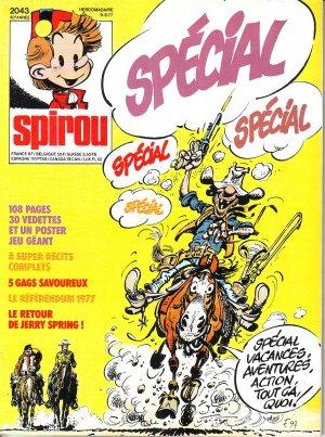 Album Spirou (recueil) # 2043