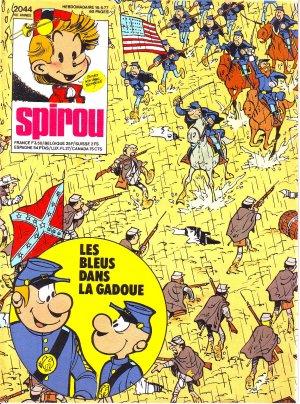 Album Spirou (recueil) # 2044