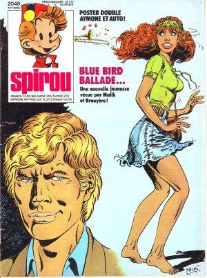 Album Spirou (recueil) # 2048