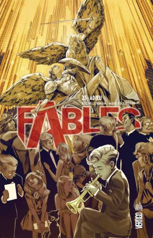Fables # 23