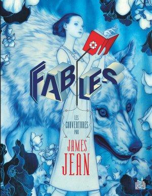 Fables - Les couvertures par James Jean édition TPB hardcover (cartonnée)