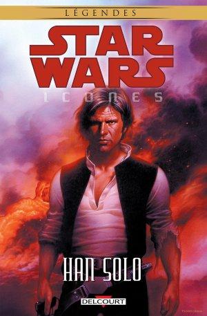 Star Wars - Icônes édition TPB hardcover (cartonnée)