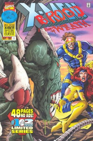 X-Men vs. The Brood # 1 Issues