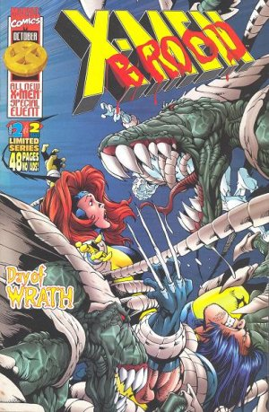 X-Men vs. The Brood # 2 Issues