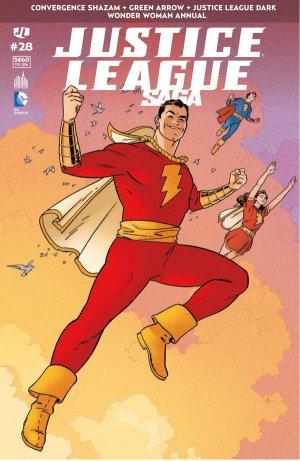 Justice League Saga 28