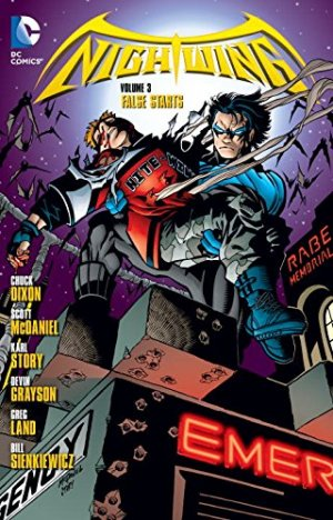 Nightwing # 3 TPB softcover (souple) - Intégrale