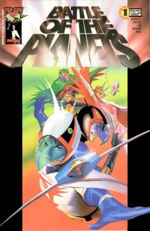 La bataille des planètes édition Issues V2 (2002 - 2003)